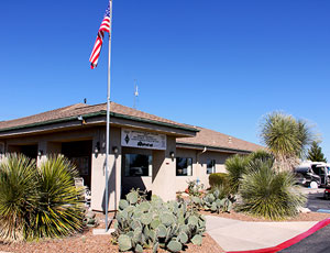 Butterfield RV Resort & Observatory - Picture 1