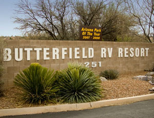 Butterfield RV Resort & Observatory - Picture 2