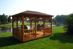 Evergreen Lake Park - Picture 2