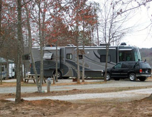 Foothills Family Campground - Picture 1