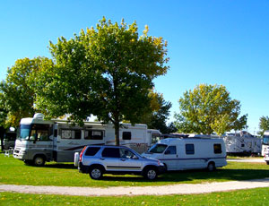Grotto Campground - Picture 1