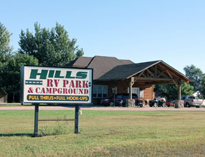 Hill's RV Park and Campground - Picture 2