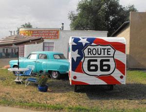 Historic RT 66 RV Park - Picture 2