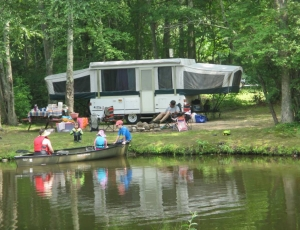 Lake Williams Campground - Picture 2