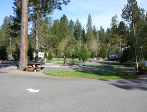 Lone Mountain RV Resort & Tipi Cpg - Picture 1