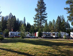 Lone Mountain RV Resort & Tipi Cpg - Picture 3
