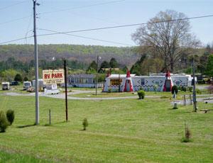 Parnell Creek RV Park - Picture 2
