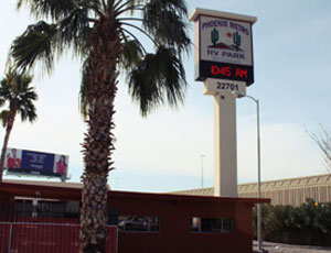 Phoenix Metro RV Park - Picture 2