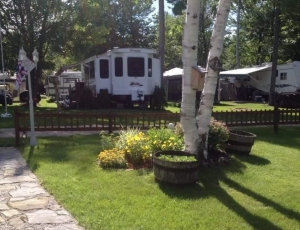 Twin Ells Campsites - Picture 3