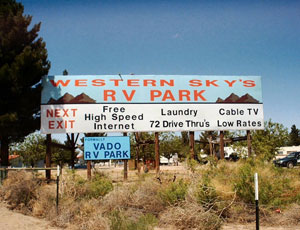 Western Sky's RV Park - Picture 2